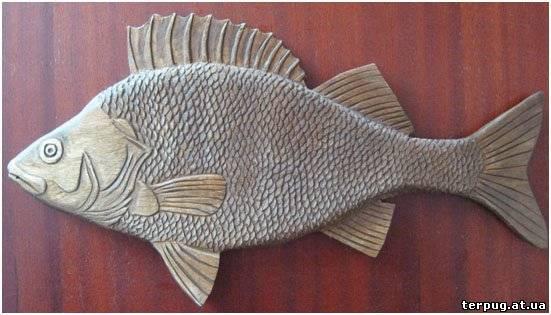 Поделки рыбы своими руками